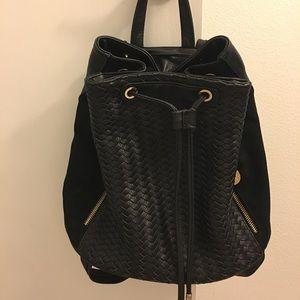 Deux lux black backpack